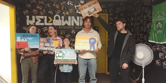 Xperience Kelowna Escape - Escape Room & Virtual Reality Arcade照片