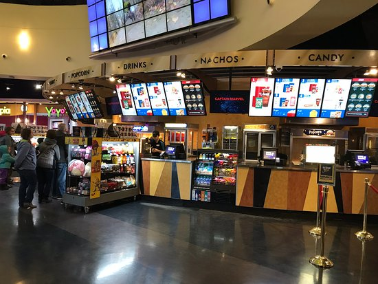 Cineplex Odeon North Edmonton