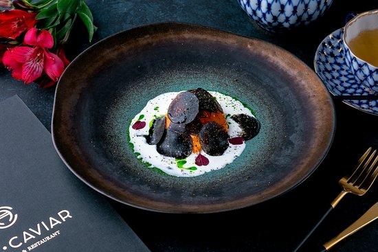 Restaurant Art-Caviar