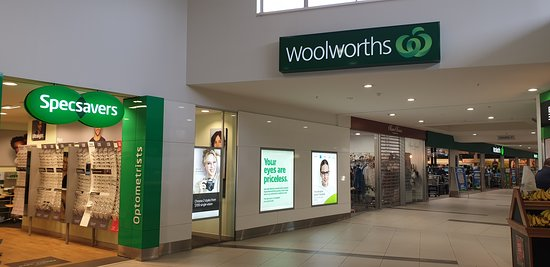 Marden Shopping Centre Mall to Woolies