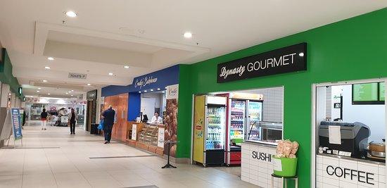 Marden Shopping Centre Dynasty Gourmet, Crusty's Bakery