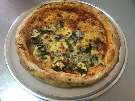 La Amatriciana Restaurante: Pizza vegetal