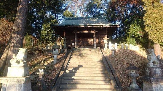 The Site of Iwaiyama Castle