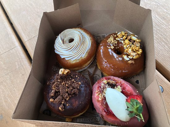 Sehr gute Donuts