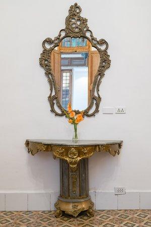 Hostal La Maestranza: Room 6 (Catedral) [private space]