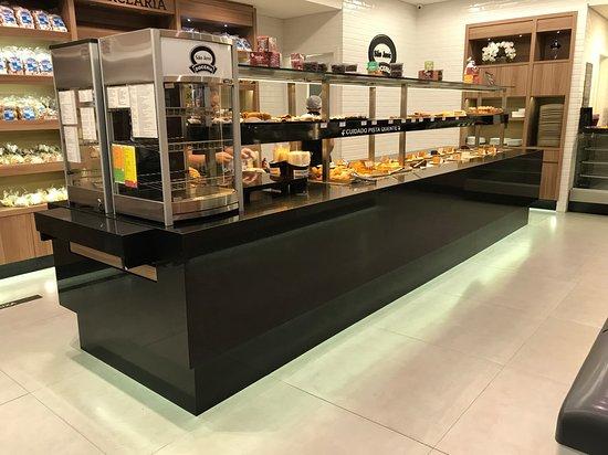 Confeitaria São JOsé - Shopping Mueller - piso inferior