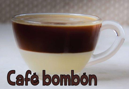 Nuestro Café bombón