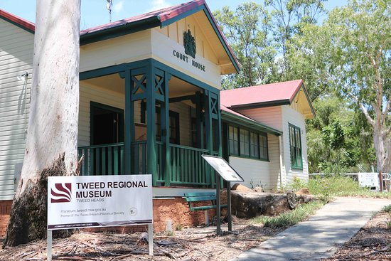 Tweed Regional Museum in Tweed Heads