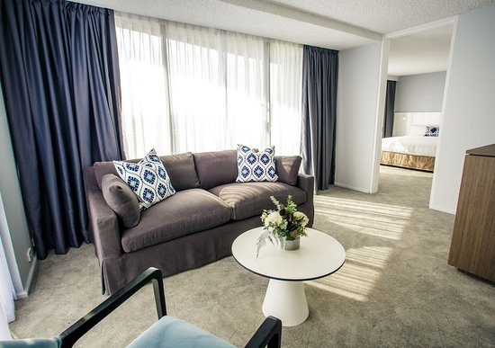 Pacific Hotel Brisbane: Newly renovated One Bedroom Executive Suite