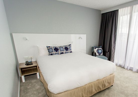 Pacific Hotel Brisbane: Newly renovated Executive Room