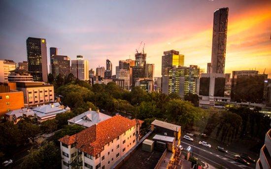 Dinner – Bild von Pacific Hotel Brisbane, Brisbane - Tripadvisor
