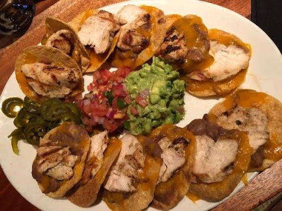 Mi Cocina: Chicken Nachos