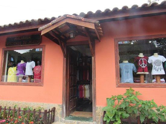 Lojas em visconde De Mauá.