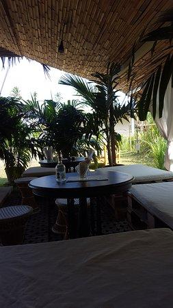 Distillery Visit at Chalong Bay Rum: Decor at restaurant