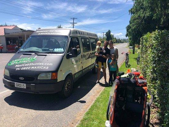 Heaphy Track transport, Mountain Bike transport, Charter Shuttles, Nelson, Marlborough, Takaka, Golden Bay, Christchurch, Kaikoura, Abel Tasman, Picton, Kohaihai, Karamea, Westport