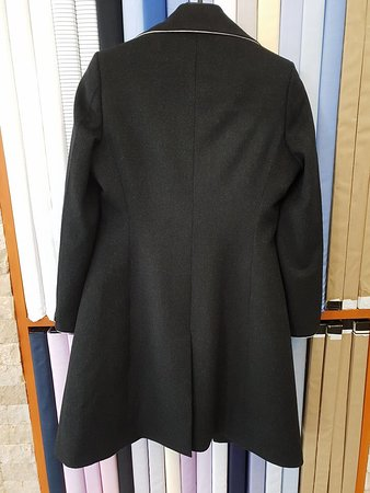Fiorenzo Tailor: Back of the overcoat
