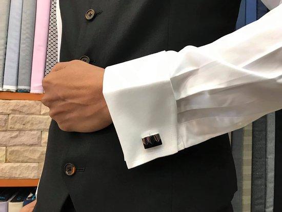 Fiorenzo Tailor: Cufflinks