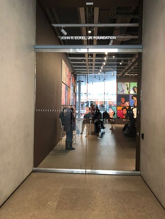 Whitney Museum of American Art Admission Ticket: Personalities gallery