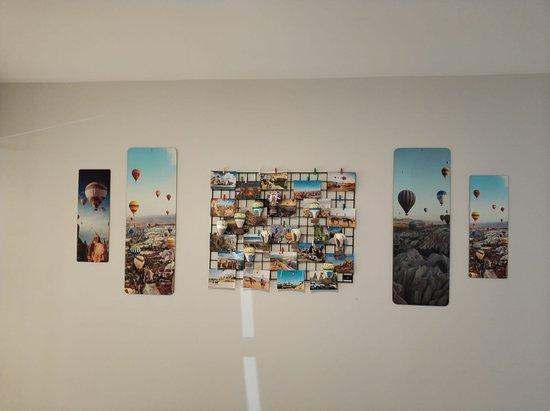 The corner of Cappadocia  Кусочек Каппадокии в нашем офисе