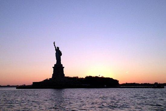 Crociera delle luci a New York City
