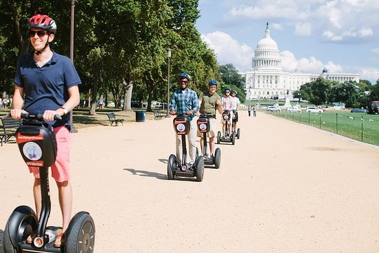 Recorrido en Segway por Washington D. C.: Washington DC Segway Tour