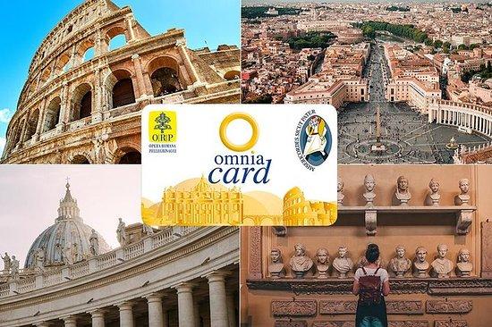 Il pass Omnia Vatican e Rome include