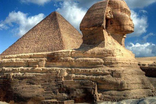 Fulldagstur til de store pyramidene...