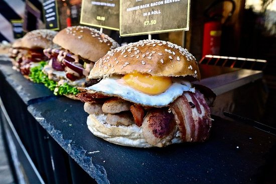 Secret Food Tour in London: London...