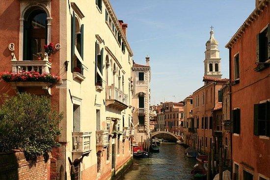 Morgonvandringstur i Venedig plus gondolresa: Morning Walking Tour of Venice Plus Gondola Ride