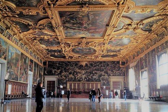 Morning Venice Walking Tour plus Doge's Palace Guided Visit