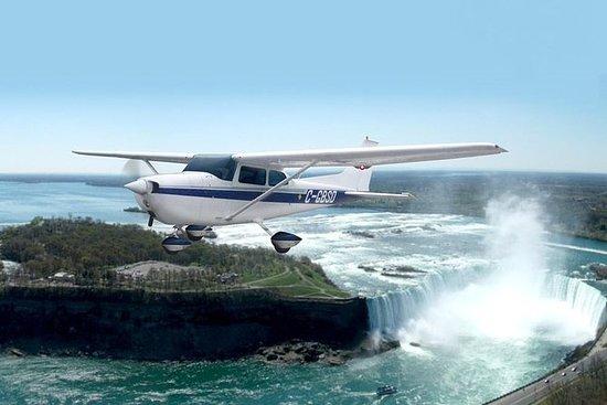 尼亚加拉瀑布飞机之旅