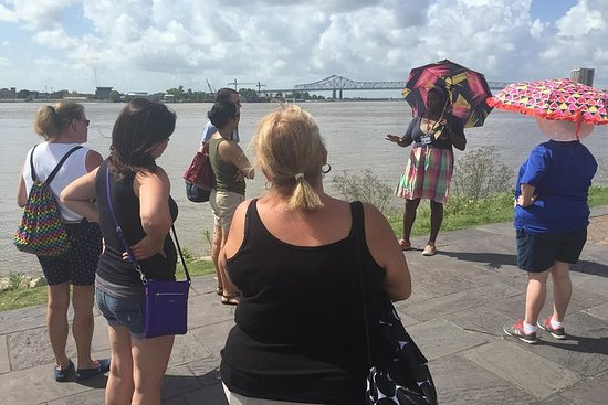 French Quarter and Cemetery Walking...