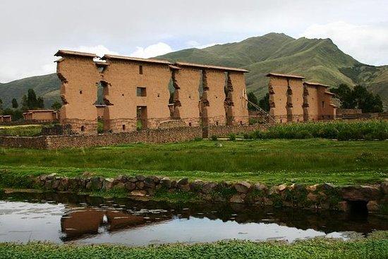 Día completo de Puno a Cuzco en...
