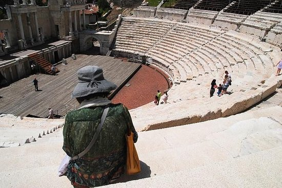 Plovdiv Full Day Tour fra Sofia