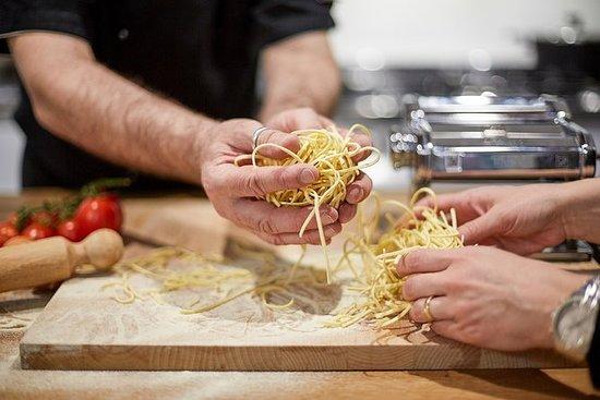 Fabrication de pâtes fraîches dans un...