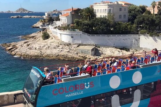 Colorbus Marseille Hop-On Hop-Off ...