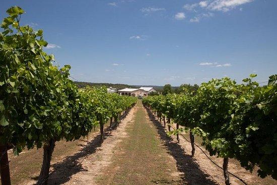 Winery Tour och 3-course måltid med ...