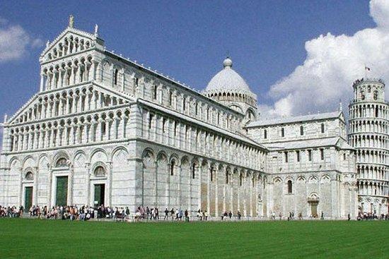 Monumental kompleks af Pisa Cathedral...