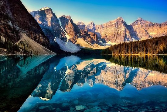 Rocky Mountains Classic + Summer Tour: Rockies Classic 4-day Summer Tour