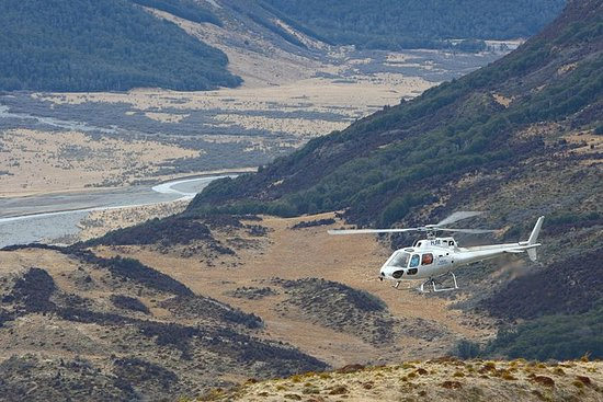 Tour combinato in elicottero e Jet