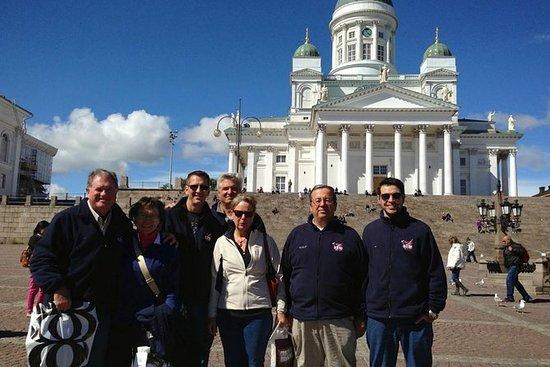 Helsinki Small Group Walking Tour