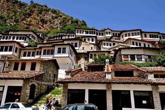Tour giornaliero di Berat da Tirana