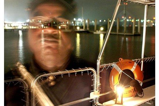查尔斯顿港的鬼魂巡航
