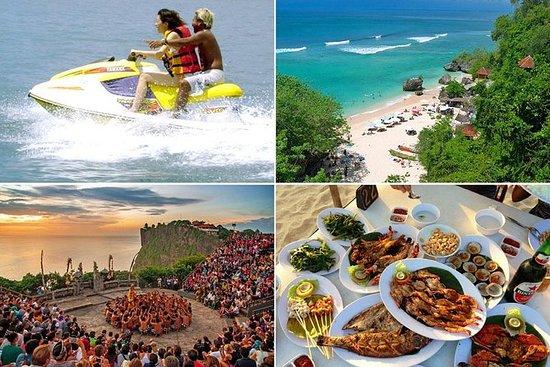 Bali deportes acuáticos y Uluwatu...