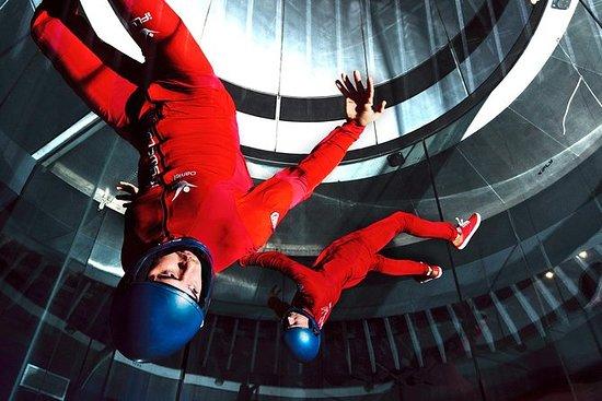 坦帕室内跳伞体验
