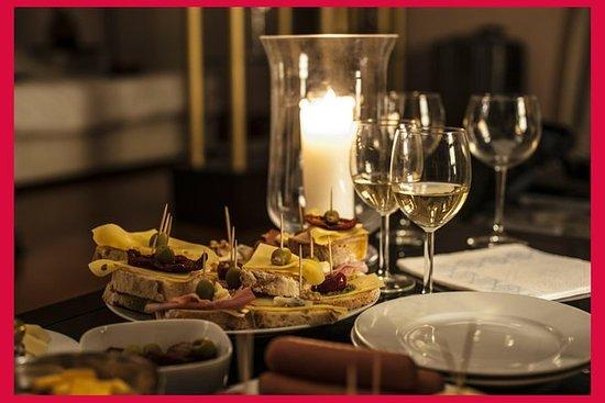 位於奧斯塔的私人意大利Apertivo和烹飪工作室