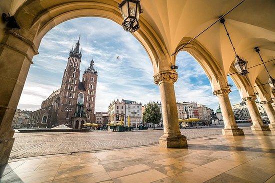 Un giorno a Cracovia