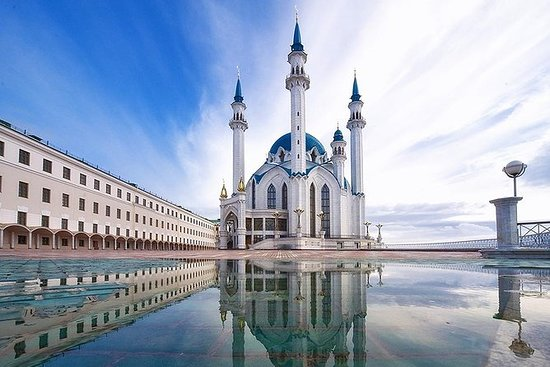 Sightseeing Tour Kazan Hop-On Hop-Off
