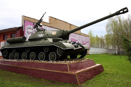 Kubinka Tank Museum Private Tour från ...