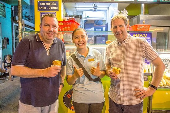 Ho Chi Minh beste street food...
